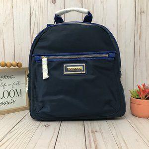 Calvin Klein Belfast Nylon Backpack Navy Blue